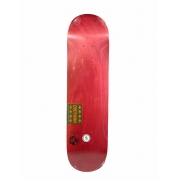 Shape Minilogo Maple Detonator Red 8.0