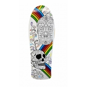 Shape San Clemente Maple Rainbow Muerte Old School 9.35