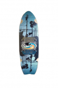 Shape Simulador Surf Cush Fish Tail 10x32 Venice