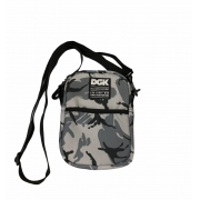 Shoulder Bag DGK Camo Grey