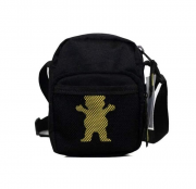 Shoulder Bag Grizzly OG Bear Preto
