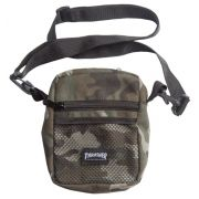 Shoulder Bag Thrasher Magazine Camuflada
