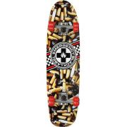 Skate Cruiser Maple Black Label Stick Ripper 8.0 X 30.75