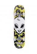 Skate Street Completo Hondar Alien 8.0
