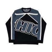 Sweater High Co School Black/Grey