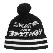 Touca Thrasher Skate and Destroy Stamp