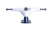 Truck Longboard Simulador de Surf  Hondar 158mm Branco