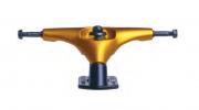 Truck Longboard Simulador de Surf  Hondar 158mm Dourado