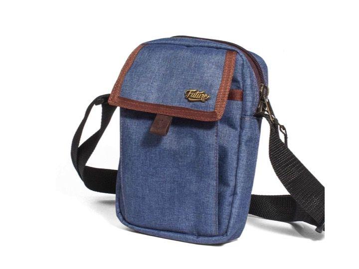 Shoulder Bag Tiracolo Future Azul