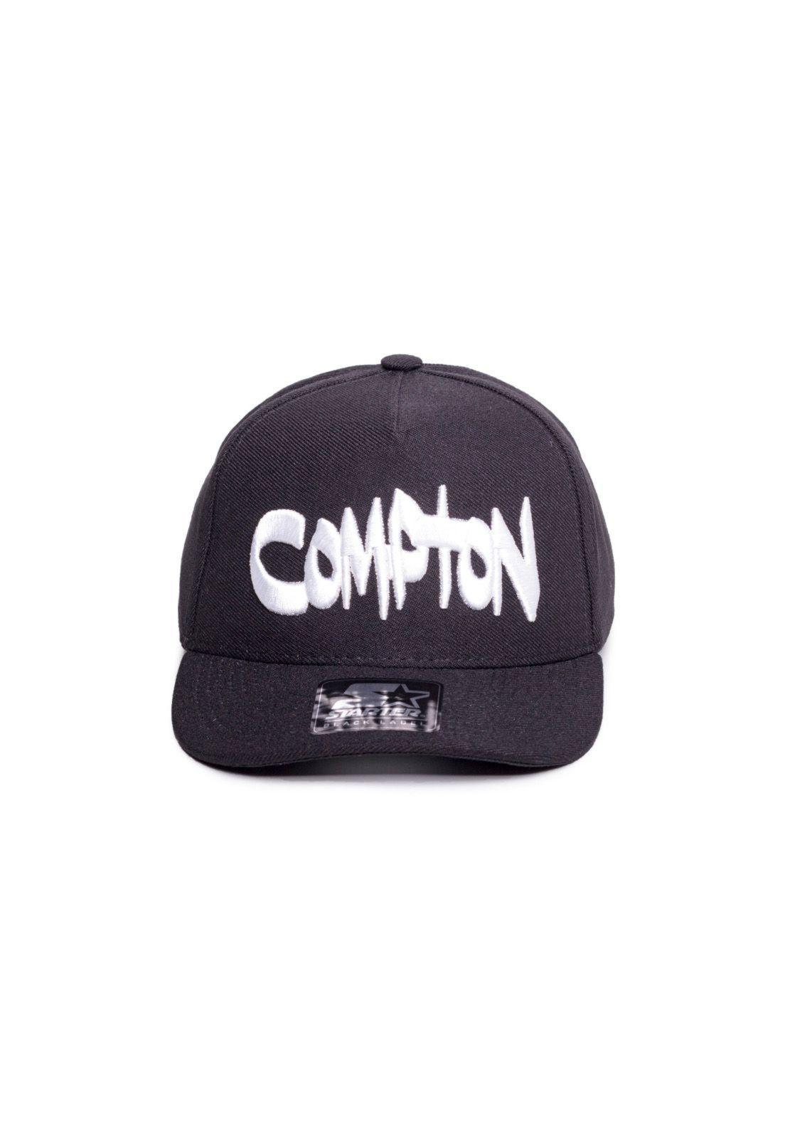 Boné Starter Compton Big Snapback Preto