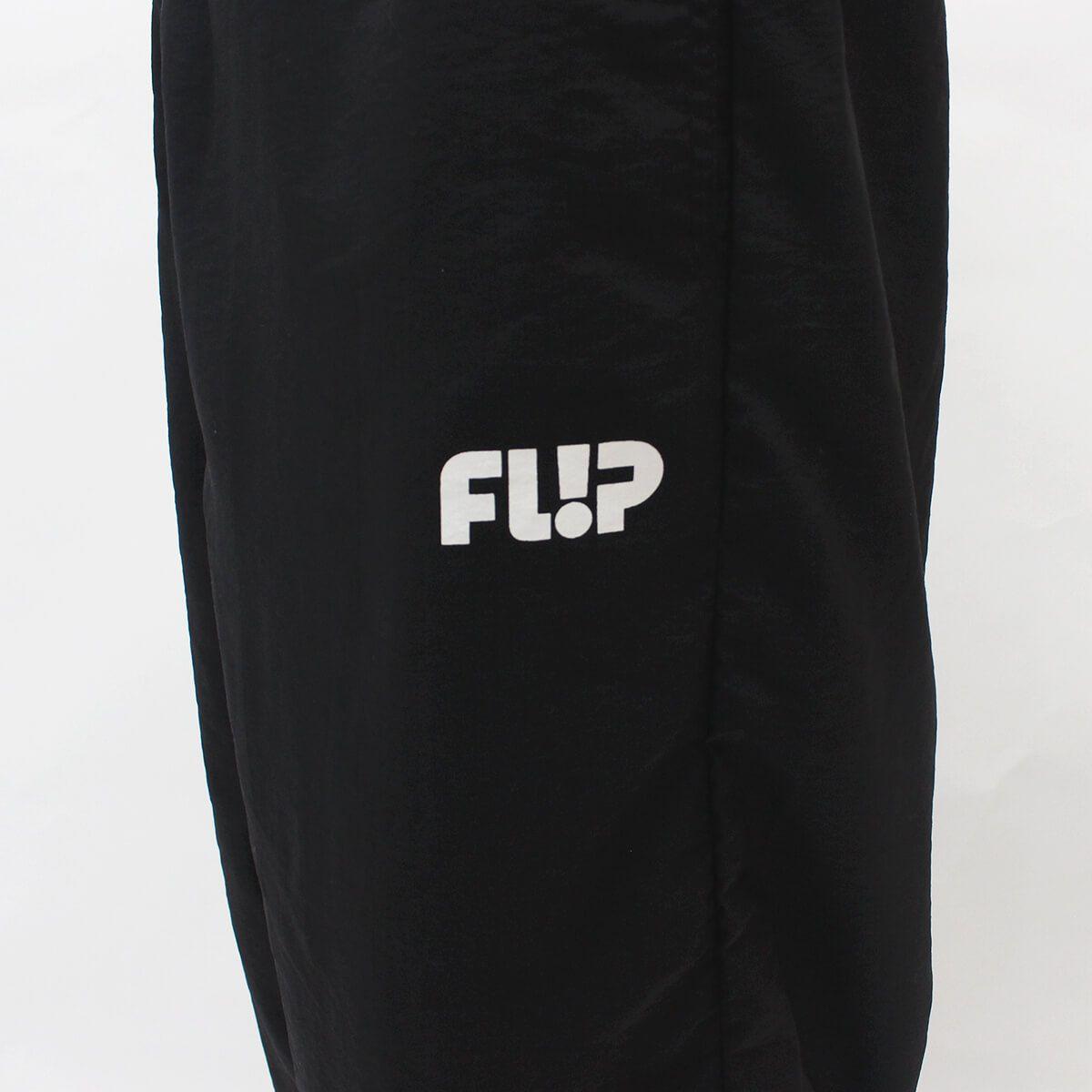 Calça Corta Vento Flip Odyssey Preta