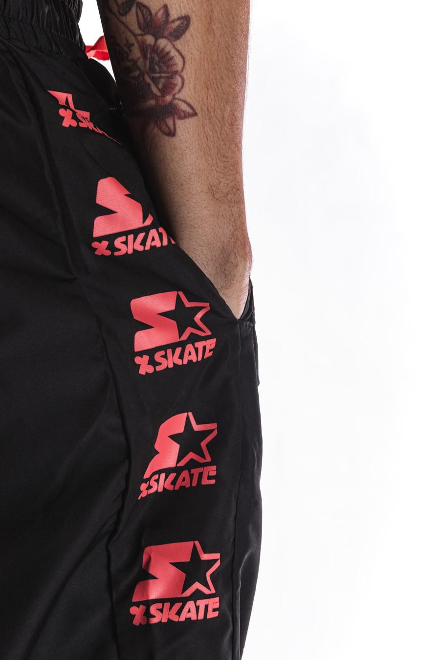Calça Corta Vento Starter Collab 100% Skate