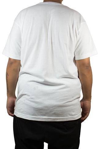 Camiseta Alta Wheels Logo Branca