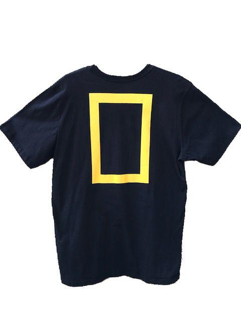 Camiseta Element X Natgeo Unison Preta
