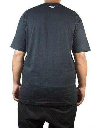 Camiseta Flip Logo Gotic Preta - Place Skate Shop 34db2c9086430