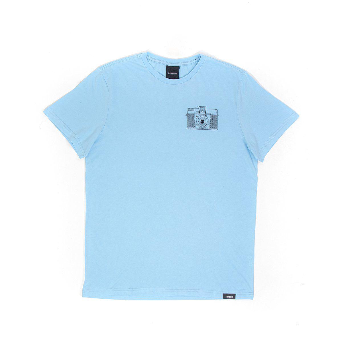 Camiseta Hocks Diana Azul Claro