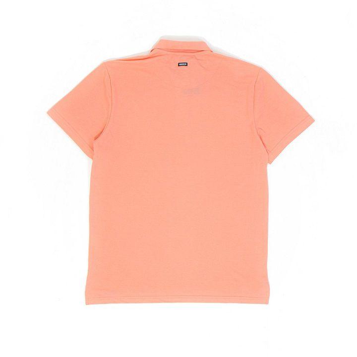 Camiseta Hocks Polo Salmão