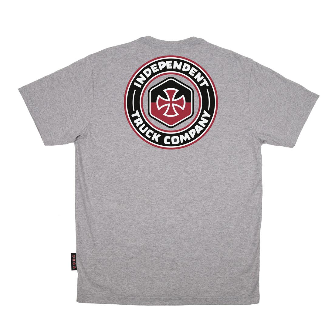 Camiseta Independent Blockade Cinza