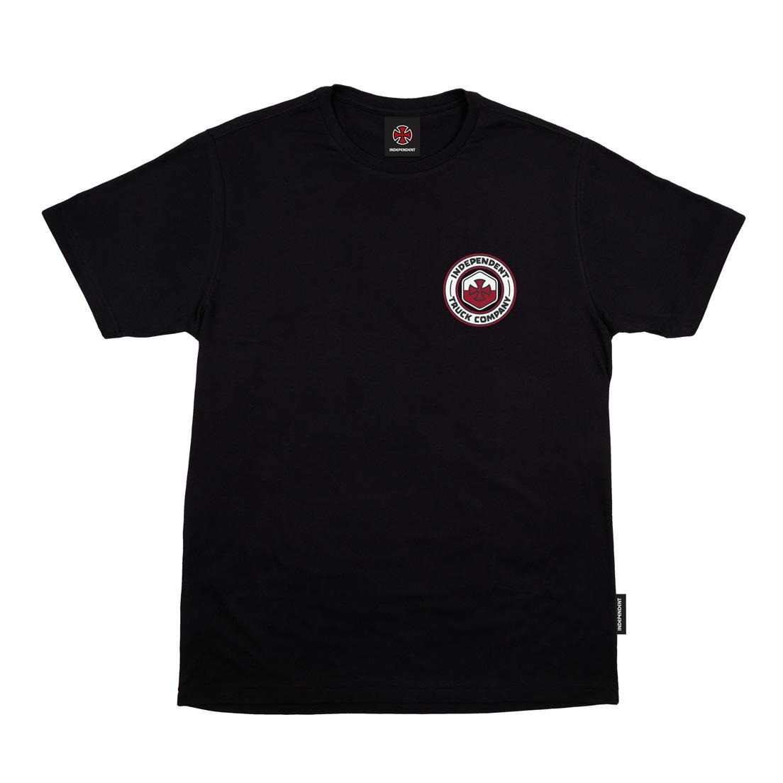 Camiseta Independent Blockade Preta