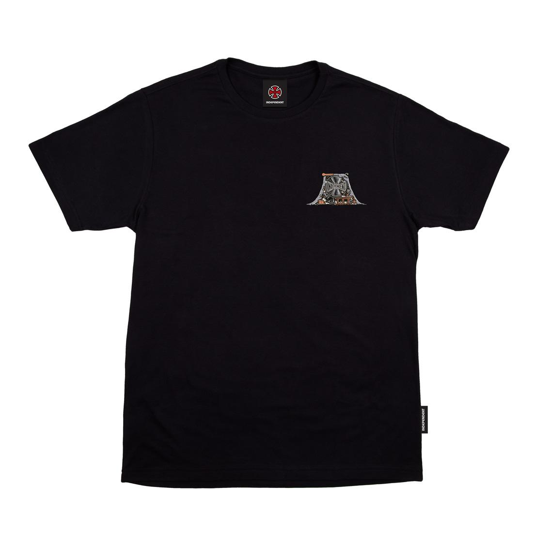 Camiseta Independent Crust Preta