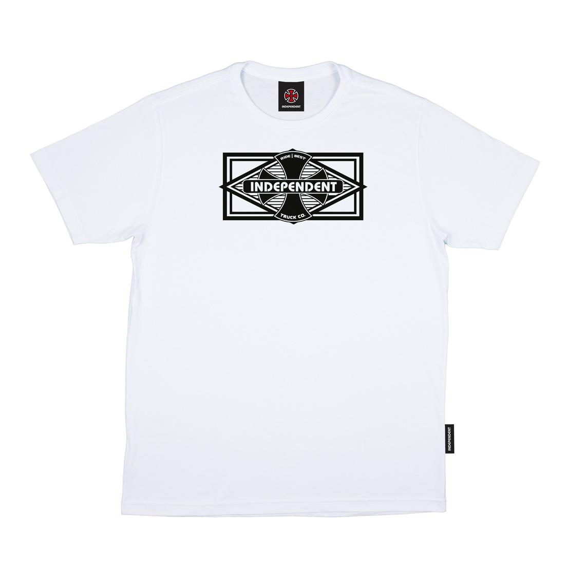 Camiseta Independent RTB Grill Branca