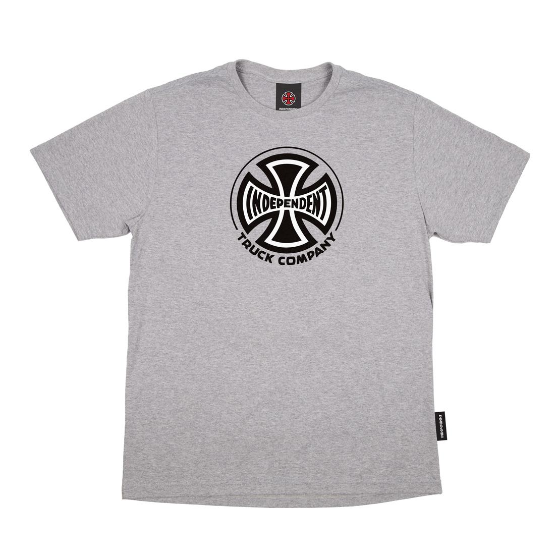 Camiseta Independent Truck Co Cinza