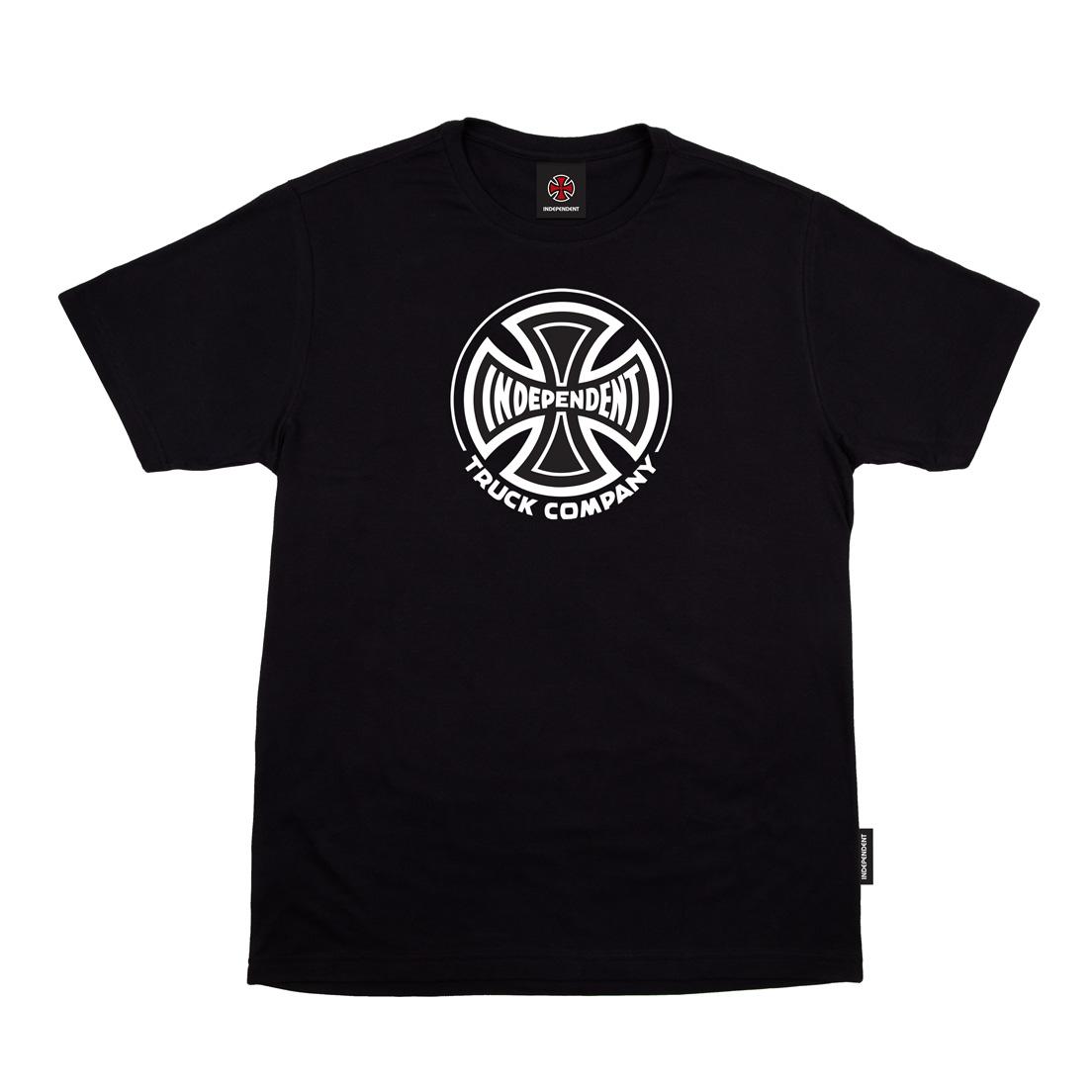 Camiseta Independent Truck Co Preta