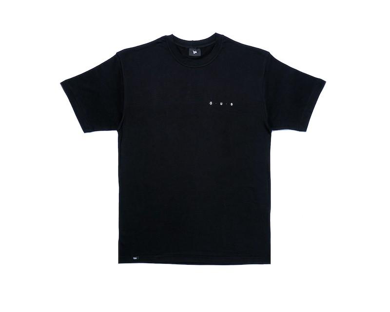 Camiseta Öus Pinhão Preto