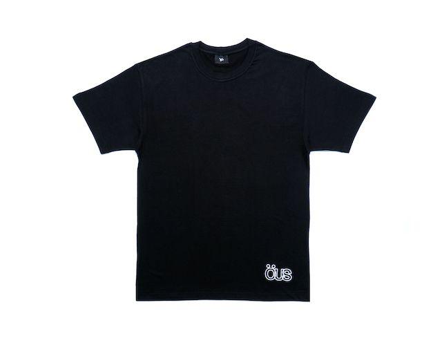 Camiseta Öus Tipia Preta