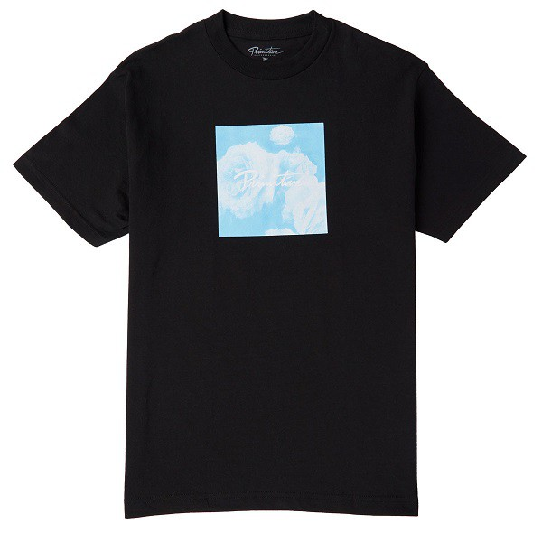 Camiseta Primitive Blue Rose Preta
