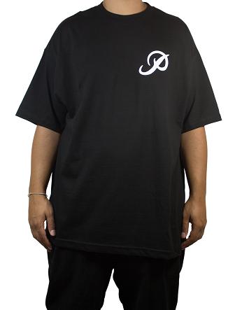 Camiseta Primitive Classic Logo Preta