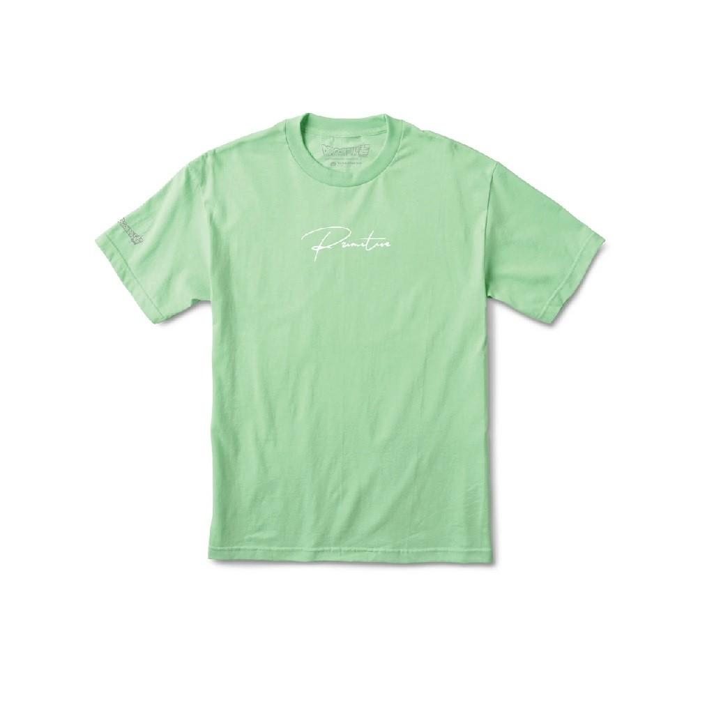 Camiseta Primitive Shadow Trunks Mint