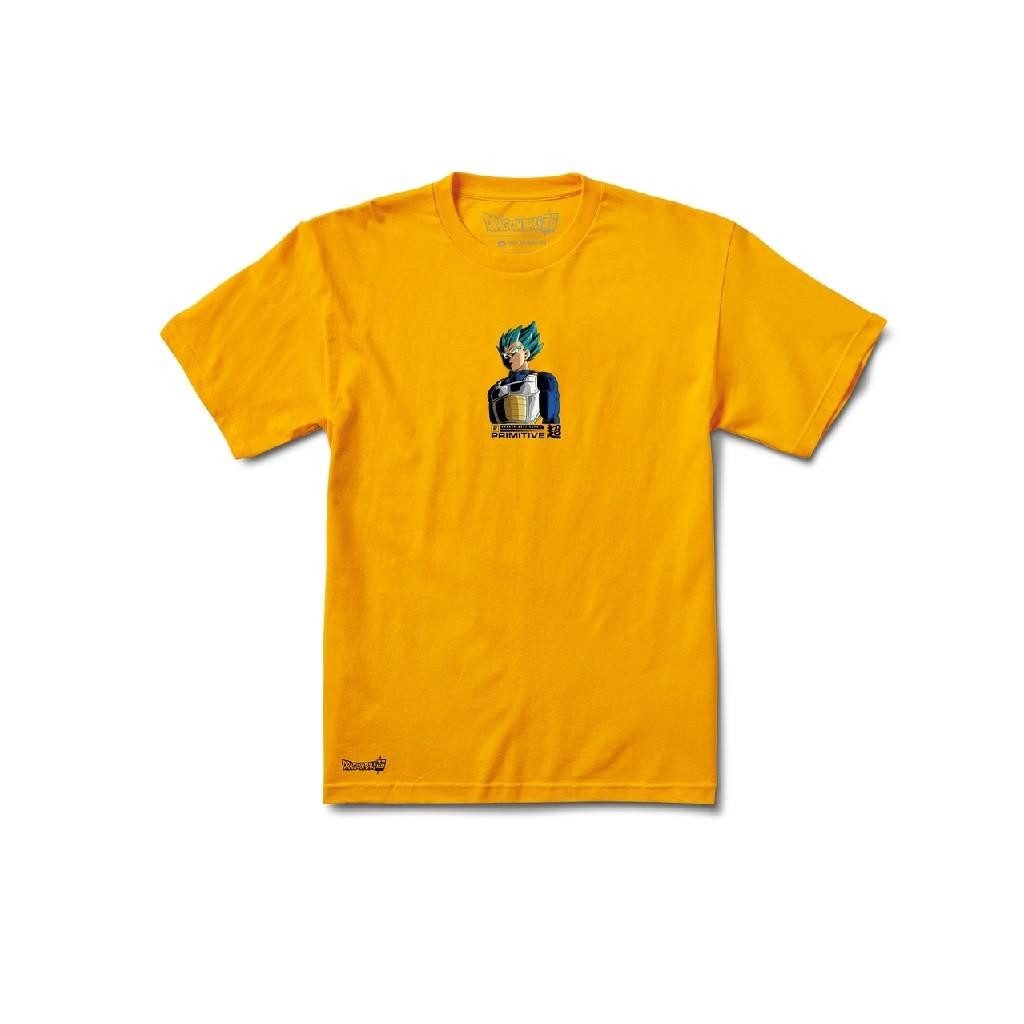 Camiseta Primitive Shadow Vegeta Gold