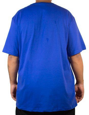 Camiseta Thrasher Flame Azul Royal
