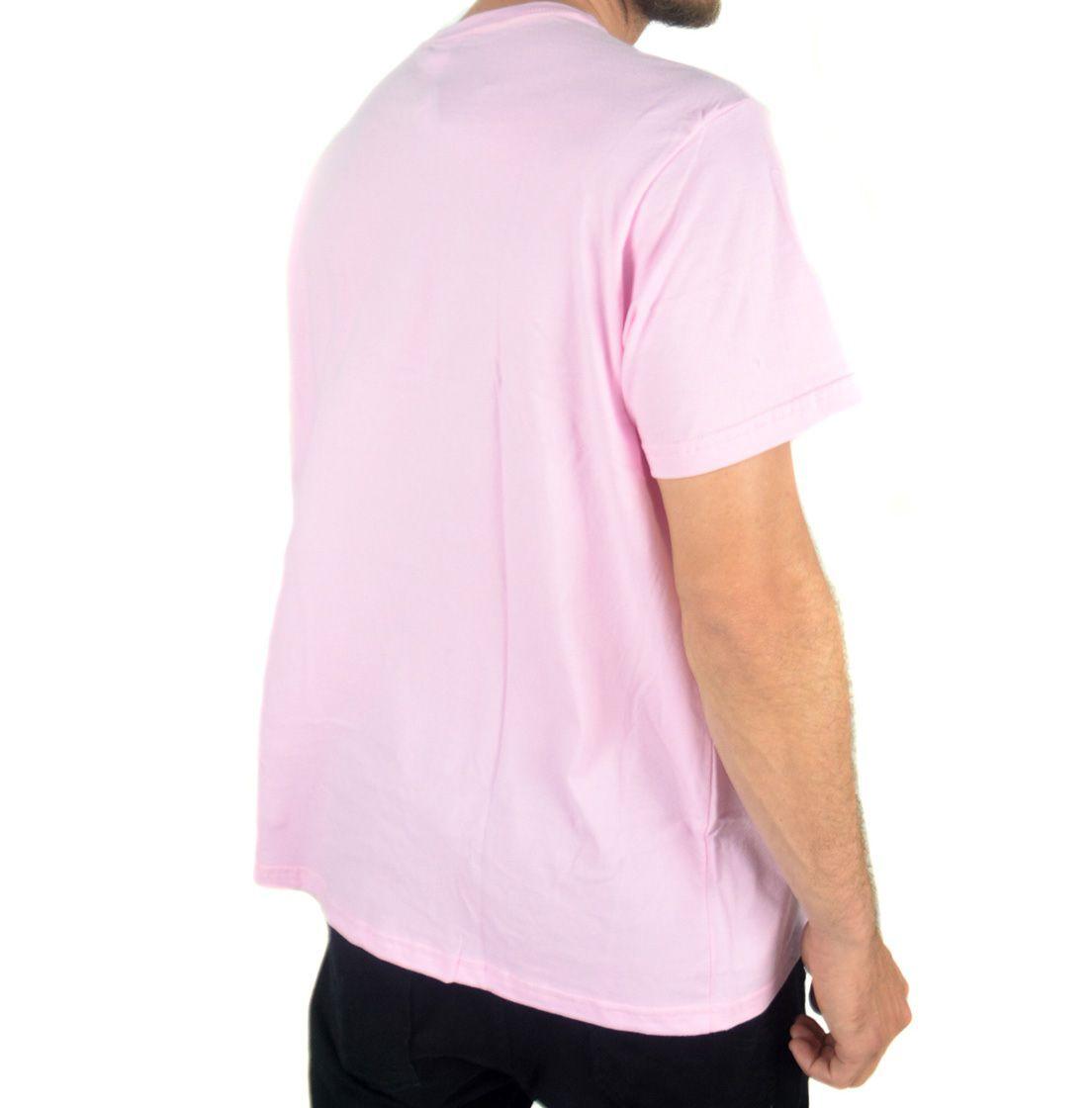 Camiseta Thrasher Skate Mag Roses Rosa