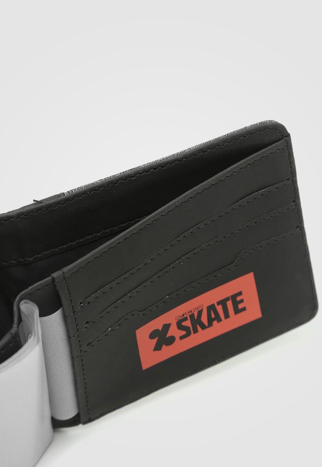 Carteira Starter Collab 100% Skate