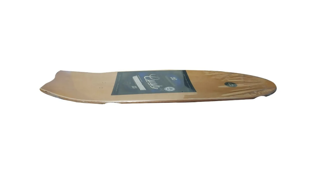 Shape Simulador Surf Cush Fish Tail 10x32 Old Car