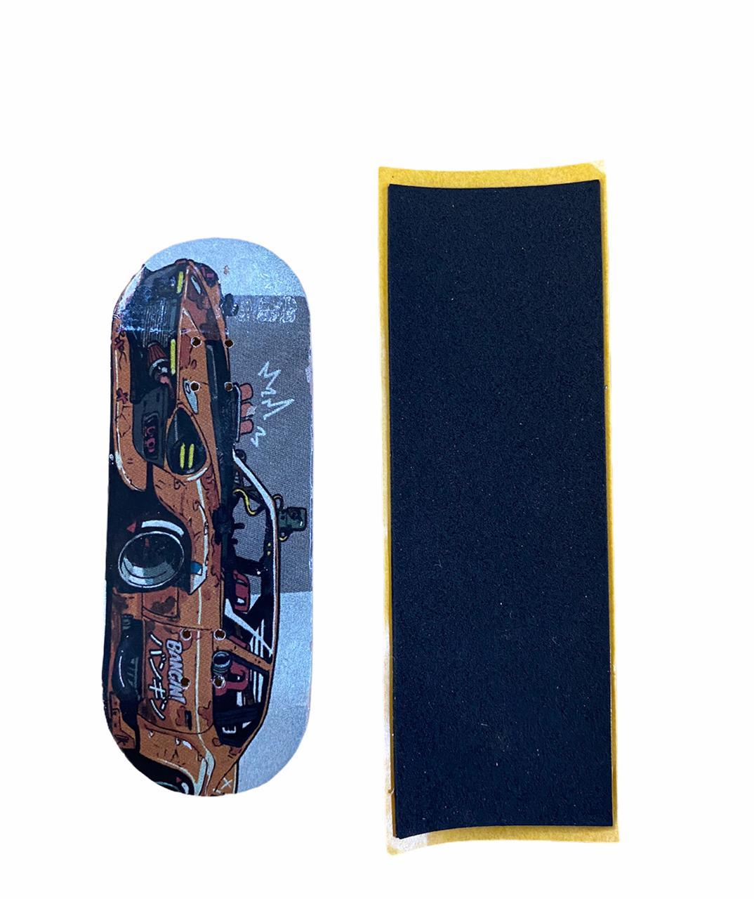 Deck Fingerboard Bangin Muscle 34mm