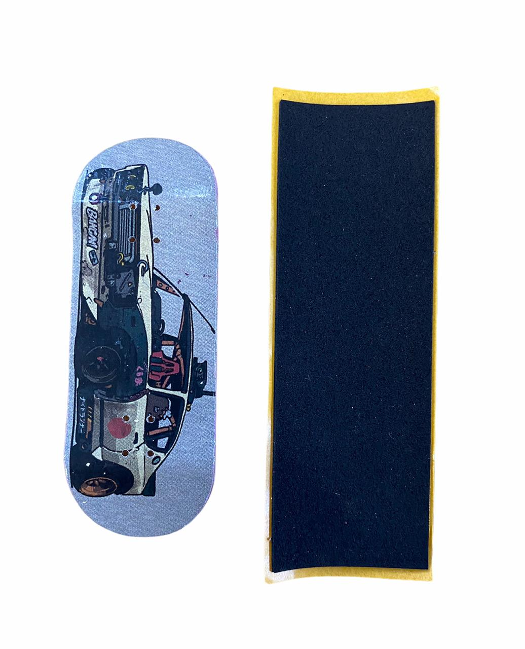 Deck Fingerboard Bangin Race 34mm