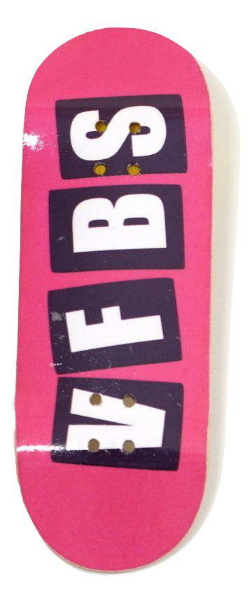Deck Fingerboard Valfb Signature Kojima #1 33.5mm