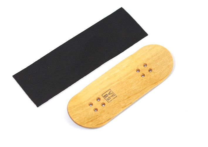 Deck Fingerboard Valfb Signature Spadari #2 33.5mm