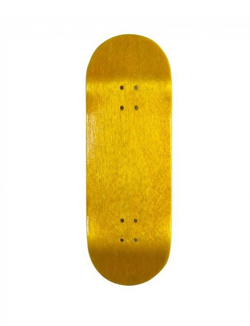 Deck Fingerboard WOW Color Yellow 33.5mm