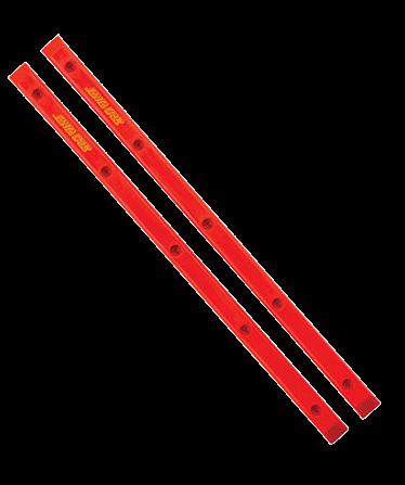 Grabber Slim Line Rails Santa Cruz Vermelho