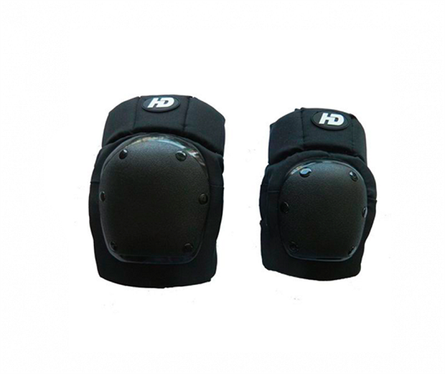 Kit Proteção Skate Hondar Cotoveleira + Joelheira