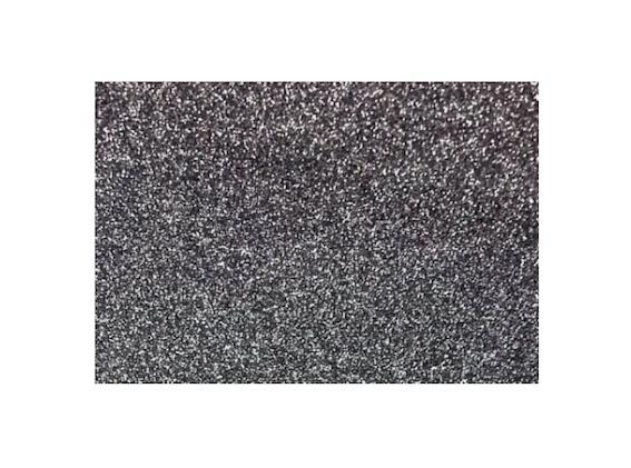 Lixa Source Extra Glitter Preta Logo 9 X 33
