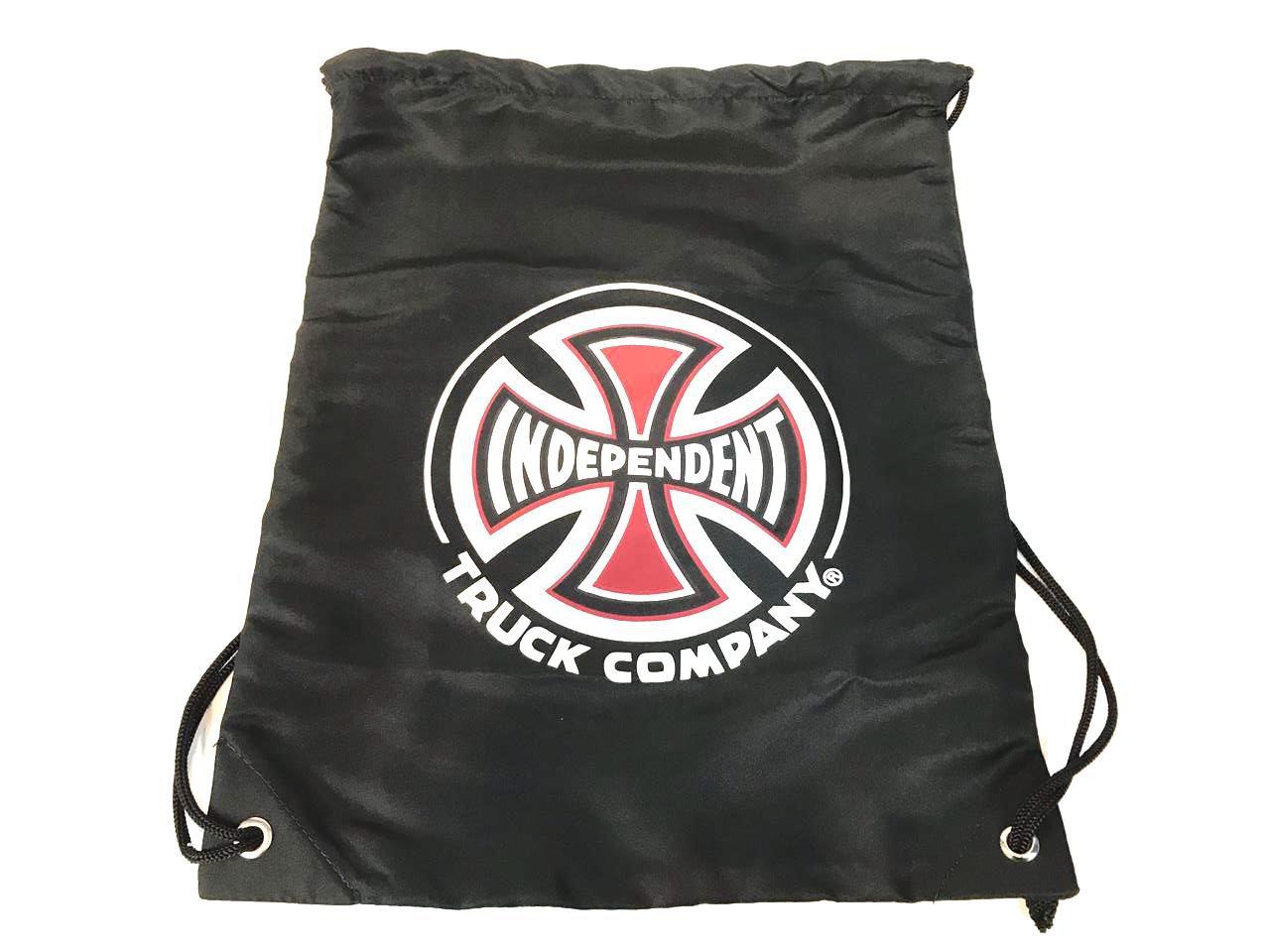 Mochila Nylon Bum Bag Independent Cross Preta