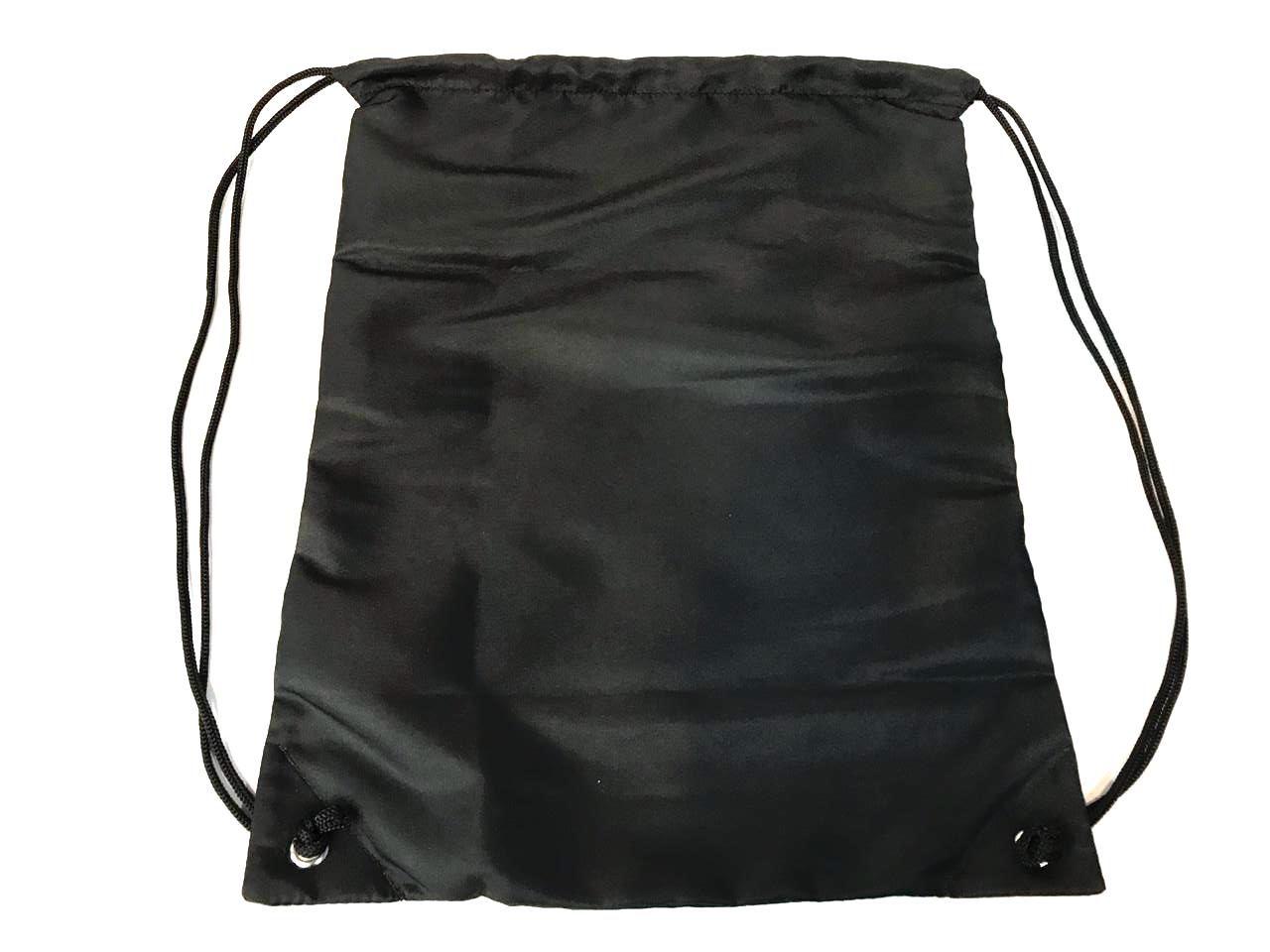 Mochila Nylon Bum Bag Santa Cruz Screaming Hand Preta