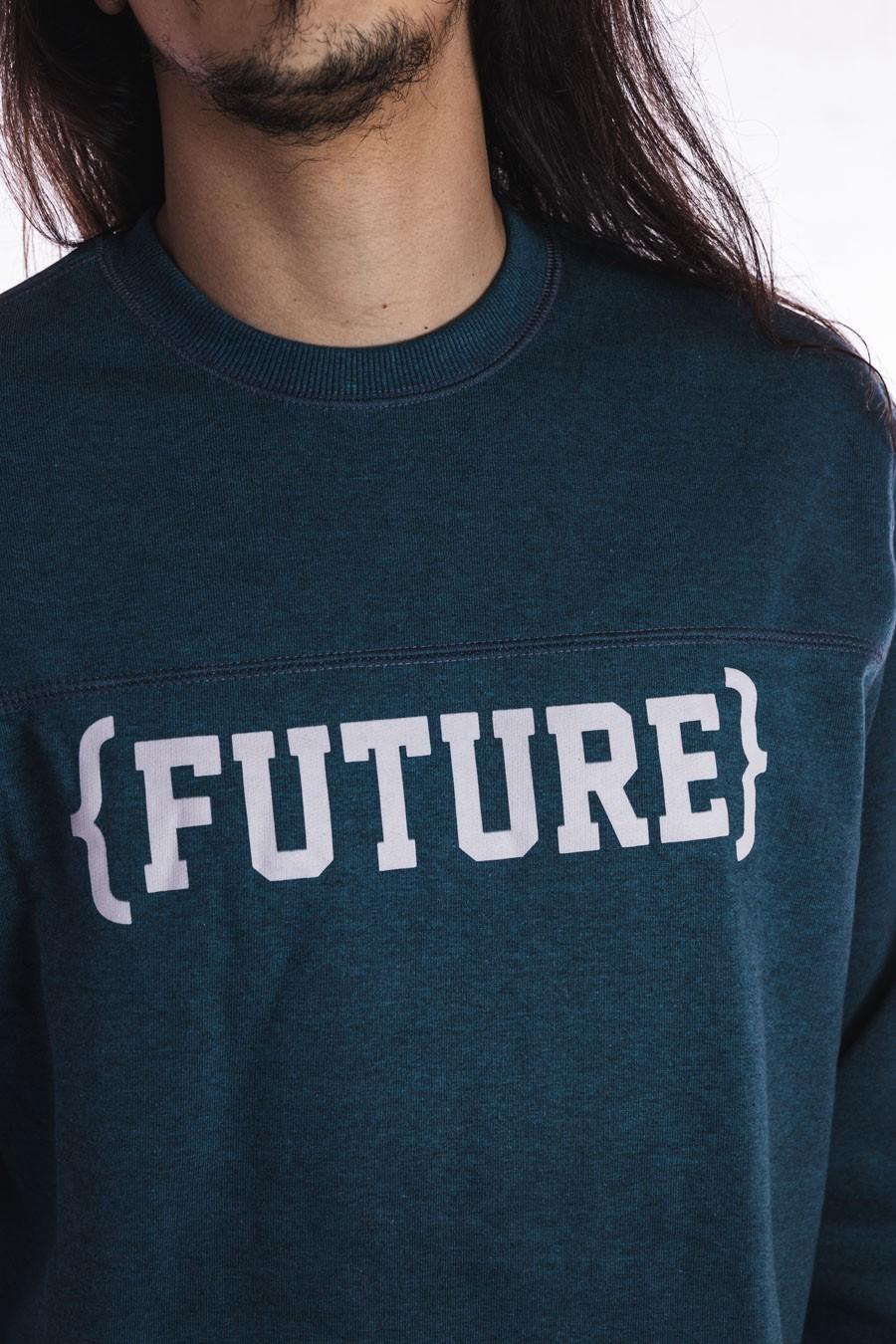 Moletom Sem Capuz Future Parenteses