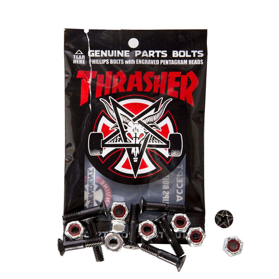 "Parafuso de Base Phillips 7/8"" Independent Collab Thrasher"