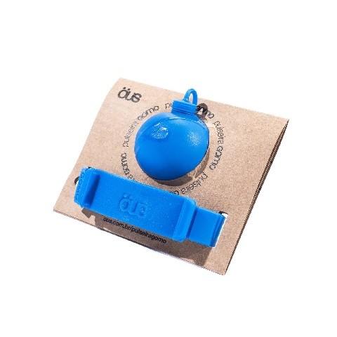 Pulseira ÖUS Gomo Azul